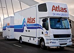 International Moving Truck