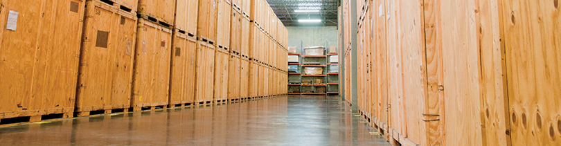 Secure Storage Facility